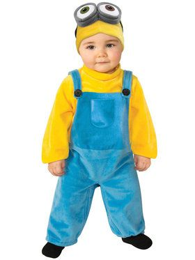 Minions Movie: Bob Toddler Kids Costume