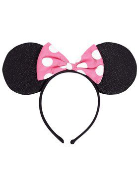 Minnie Mouse Helpers Deluxe Headband (1)