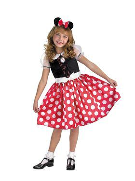 Minnie Mouse Quality Toddler Costume