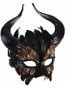 Magical Minotaur Mask