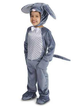 Mischievious Mouse Infant Costume for Halloween