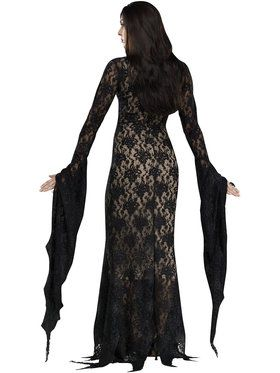 Miss Darkness Women's Costume