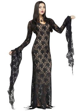 Miss Darkness Womens Costume