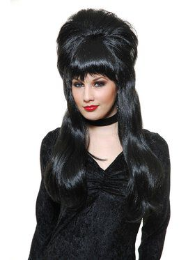 Women's Mistress of the Dark Wig