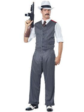 Mobster Costume Men's Costume