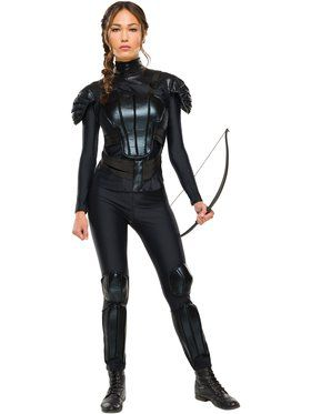 Mockingjay The Hunger Games Katniss Everdeen Women's Costume
