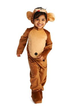Monkeyin' Around Costume For Toddlers