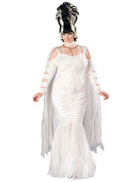 Monster Bride Plus Size Costume for Women