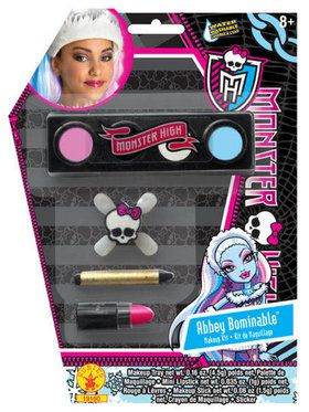 Monster High Abbey Bominable Child Makeup Kit for Girls