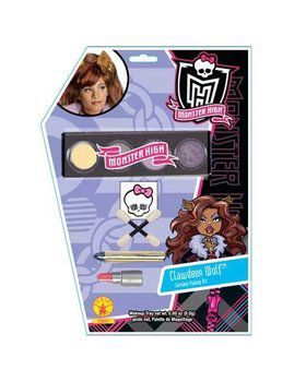 Monster High Clawdeen Wolf Makeup Kit