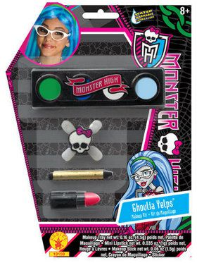 Monster High Ghoulia Yelps Makeup Kit for Girls