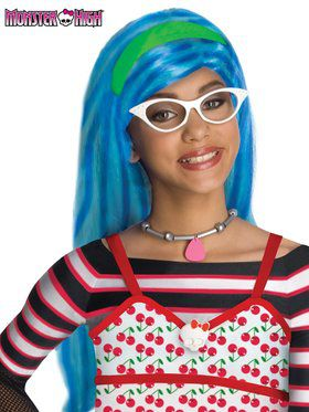 Monster High Ghoulia Yelps Wig for Girls