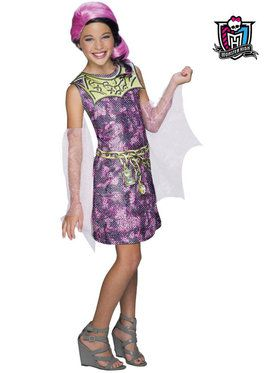 Monster High Haunted Draculaura Girl's Costume