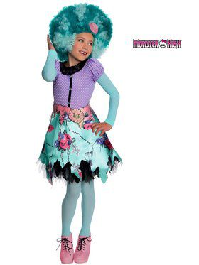 Monster High Honey Girl's Costume