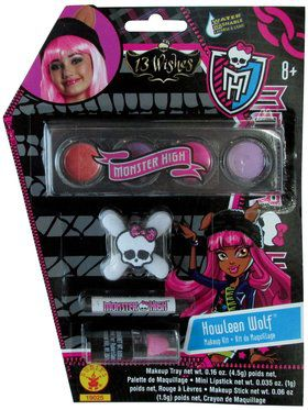 Monster High Howleen Makeup Kit