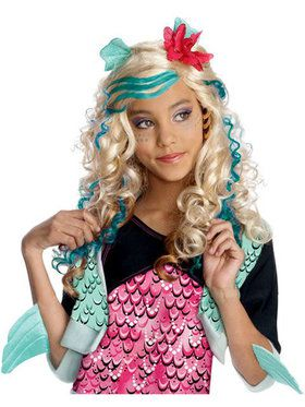 Monster High Lagoona Blue Wig