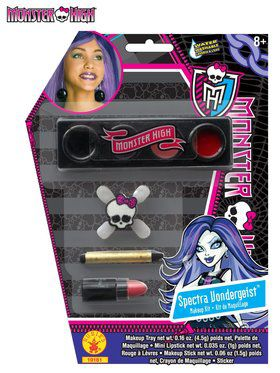 Monster High Spectra Vondergeist Makeup Kit for Girls