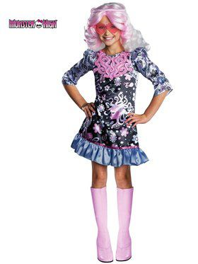 Monster High Viperine Girls Costume