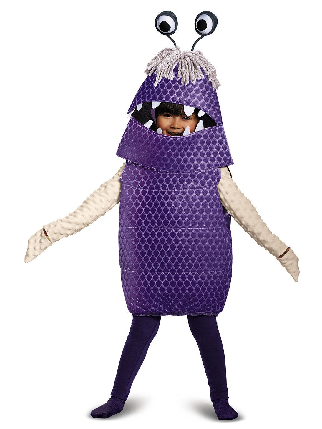 monsters inc. - boo deluxe toddler costume - baby/toddler costumes