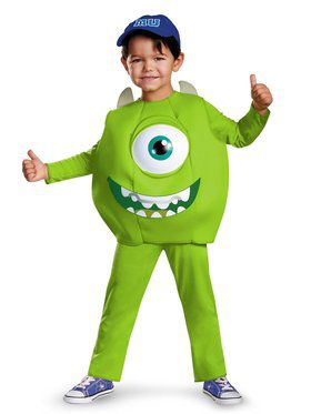 Monsters University Mike Deluxe Costume Infant Toddler