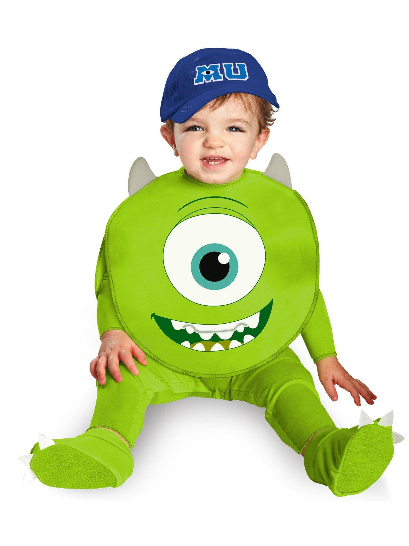 Monsters University Mike Costume For Babies Baby Toddler Costumes For 2019 Wholesale Halloween Costumes