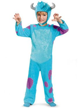Monsters University Sully Classic Costume For Toddlers