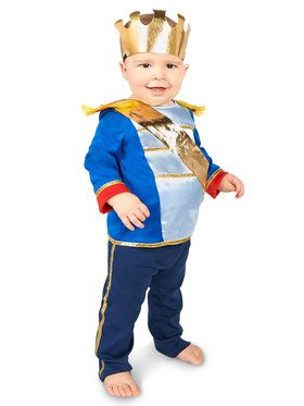 Baby Most Charming Prince Costume For Babies