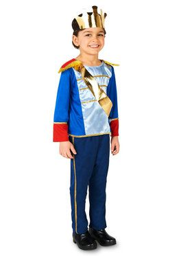 Most Charming Prince Costume For Toddlers