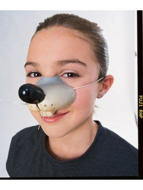 Adult Mouse Costume Nose Accessory