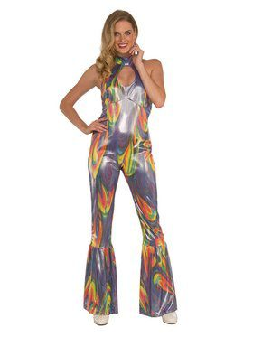 Movin N' Groovin Women's Costume
