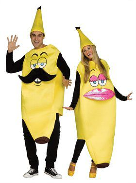 Ms. Banana Women's Costume