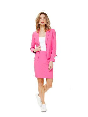 Ms. Pink Womens Opposuit for Halloween