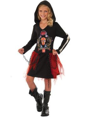 Muertorita Costume for Girls