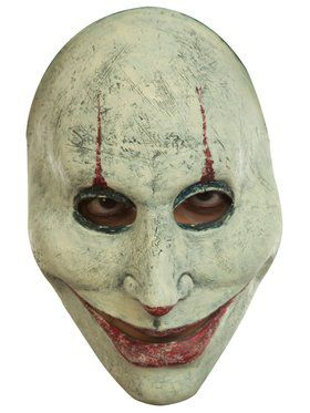 Adult's Murdering Clown Mask