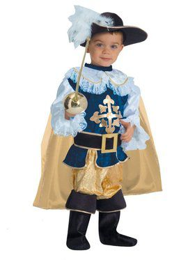 Musketeer Costume for Boys