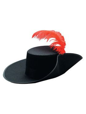 Musketeer Hat Adult