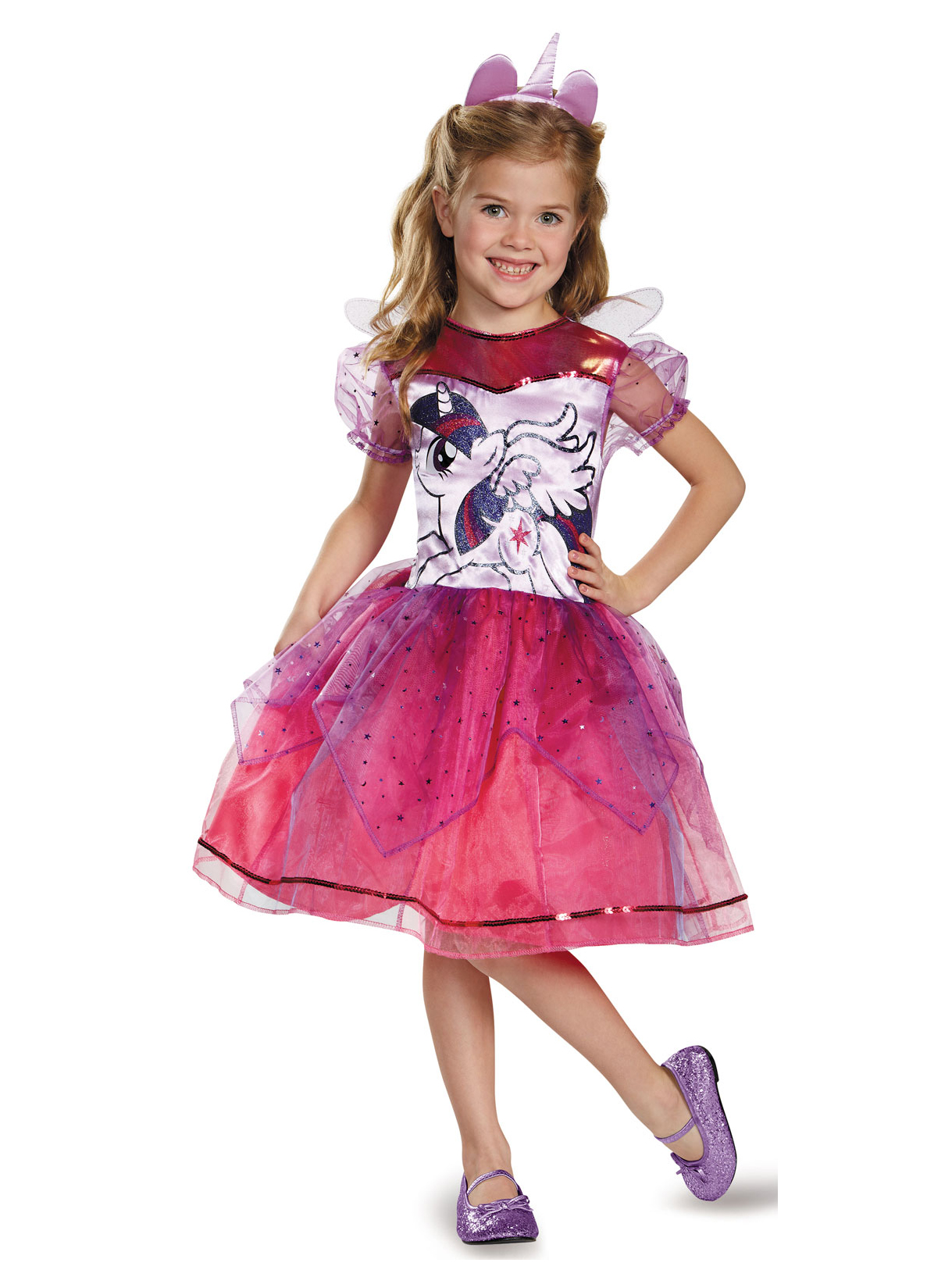 Disguise Inc My Little Pony Girls Deluxe Twilight Sparkle...
