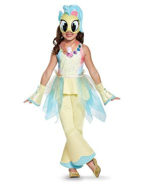 My Little Pony: Princess Skystar Costume Deluxe For Toddlers