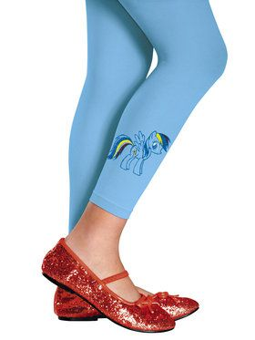 My Little Pony Rainbow Dash Child Tights