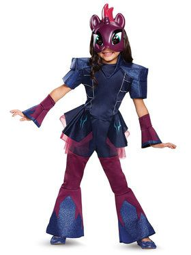 My Little Pony Deluxe Child Tempest Costume