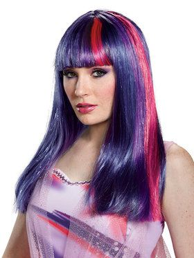 My Little Pony: Twilight Sparkle Adult Wig