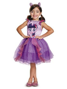 My Little Pony Twilight Sparkle Classic Costume For Toddlers