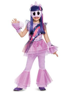 My Little Pony: Twilight Sparkle Deluxe Child Costume