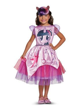 My Little Pony Twilight Sparkle Movie Costume For Toddlers