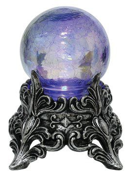 Mystic Oil Slick Crystal Ball Prop Accessory