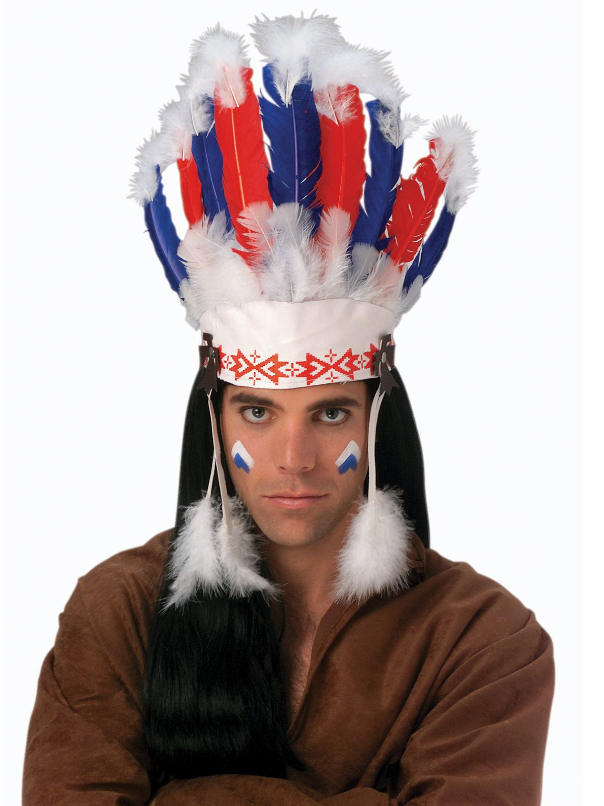 6a3d6cd4fac Native American Headdress - Costume Accessories for 2018