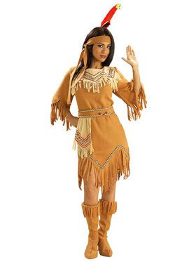 Native American Maiden Costume Adult