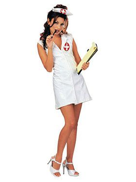 Naughty Nurse Costume Adult