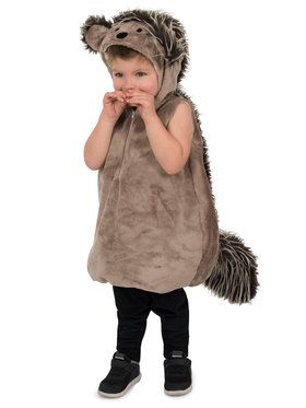 Needles the Porcupine Child Costume