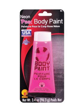 Body Paint Neon Pink